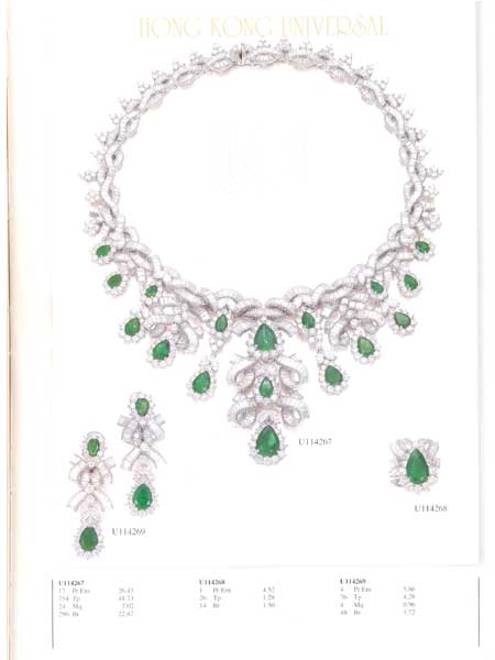 Hong Kong 3D Jewels Jewellery Design